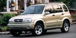 Suzuki Grand Vitara 1999 — Toñito Mazda