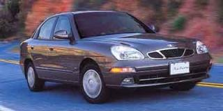 Daewoo Nubira Sx 1999 — Toñito Mazda