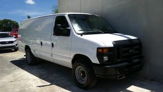 Ford Econoline Cargo Van Commercial 2013 — Toñito Mazda