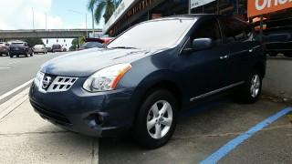 Nissan Rogue Sl 2013 — Toñito Mazda