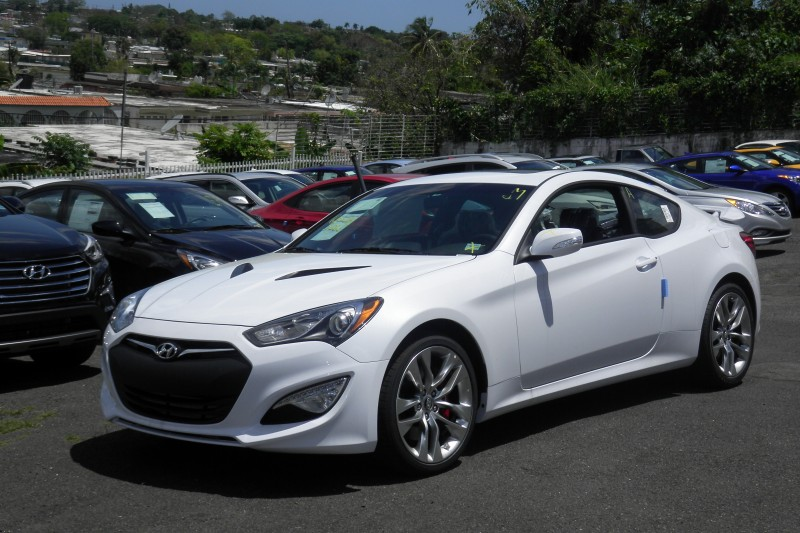 2014 Hyundai Genesis Spec Autos Post
